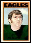1972 Topps #175  Tom Dempsey  Front Thumbnail