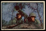 1954 Bowman Power for Peace #57   Rocket-Launcher Proved Effective Front Thumbnail
