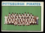 1964 Topps #373   Pirates Team Front Thumbnail