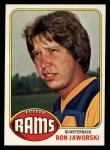 1976 Topps #426  Ron Jaworski   Front Thumbnail