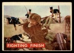 1956 Topps Davy Crockett #79 GRN  Fighting Finish  Front Thumbnail