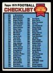 1979 Topps #368   Checklist 265-396 Front Thumbnail