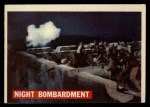 1956 Topps Davy Crockett #58 ORG  Night Bombardment  Front Thumbnail