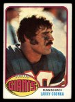 1976 Topps #437  Larry Csonka  Front Thumbnail