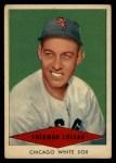 1954 Red Heart #17  Sherman Lollar    Front Thumbnail