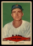 1954 Red Heart #5  Al Dark  Front Thumbnail