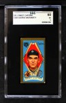 1911 T205  George Moriarty  Front Thumbnail