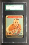 1933 Goudey Sport Kings #19  Eddie Shore   Front Thumbnail