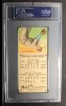 1911 T201 Mecca  Ed Fitzpatrick / Ed Killian  Back Thumbnail