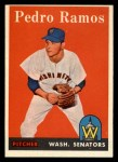 1958 Topps #331  Pedro Ramos  Front Thumbnail