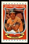 1973 Kelloggs #22  Reggie Jackson  Front Thumbnail