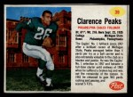 1962 Post #39  Clarence Peaks  Front Thumbnail