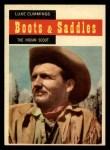 1958 Topps TV Westerns #66   Luke Cummings - Indian Scout  Front Thumbnail