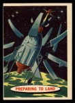 1957 Topps Space Cards #30   Preparing to Land Front Thumbnail
