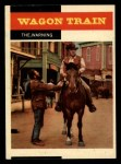 1958 Topps TV Westerns #48   The Warning  Front Thumbnail