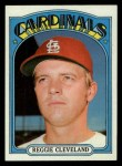 1972 Topps #375  Reggie Cleveland  Front Thumbnail