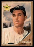 1962 Topps #404  Tim Harkness  Front Thumbnail