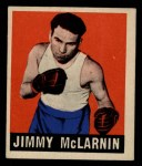 1948 Leaf #29  Jimmy McLarnin  Front Thumbnail