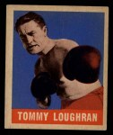 1948 Leaf #27  Tommy Loughran  Front Thumbnail