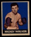 1948 Leaf #7  Mickey Walker  Front Thumbnail