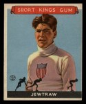 1933 Goudey Sport Kings #11  Charles Jewtraw   Front Thumbnail