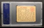 1950 Bowman #112  Gil Hodges  Back Thumbnail