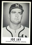 1960 Leaf #23 SML Joey Jay  Front Thumbnail