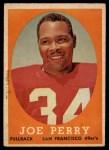 1958 Topps #93  Joe Perry  Front Thumbnail