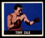 1948 Leaf #15  Tony Zale  Front Thumbnail