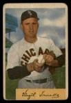 1954 Bowman #198  Virgil Trucks  Front Thumbnail