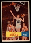 1957 Topps #7  Kenny Sears  Front Thumbnail