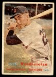 1957 Topps #246  Jose Valdivielso  Front Thumbnail