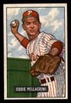 1951 Bowman #292  Eddie Pellagrini  Front Thumbnail