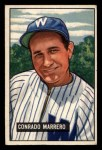 1951 Bowman #206  Connie Marrero  Front Thumbnail