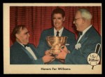 1959 Fleer #78   -  Ted Williams Honors Front Thumbnail