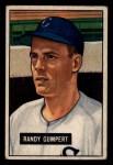 1951 Bowman #59  Randy Gumpert  Front Thumbnail
