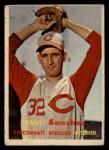 1957 Topps #393  Raul Sanchez  Front Thumbnail