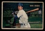 1951 Bowman #32  Duke Snider  Front Thumbnail