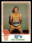 1973 Topps #193  Red Robbins  Front Thumbnail