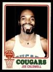 1973 Topps #255  Joe Caldwell  Front Thumbnail