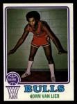 1973 Topps #31  Norm Van Lier  Front Thumbnail