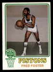 1973 Topps #56  Fred Foster  Front Thumbnail