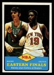 1973 Topps #66   NBA Eastern Finals Front Thumbnail