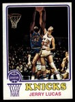 1973 Topps #125  Jerry Lucas  Front Thumbnail
