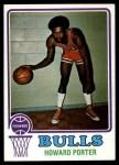 1973 Topps #167  Howard Porter  Front Thumbnail