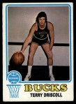 1973 Topps #17  Terry Driscoll  Front Thumbnail