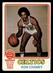 1973 Topps #57  Don Chaney  Front Thumbnail