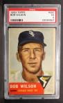 1953 Topps #250  Bob Wilson  Front Thumbnail