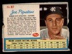 1962 Post Cereal #97  Joe Pignatano   Front Thumbnail