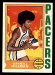 1974 Topps #182  Darnell Hillman  Front Thumbnail